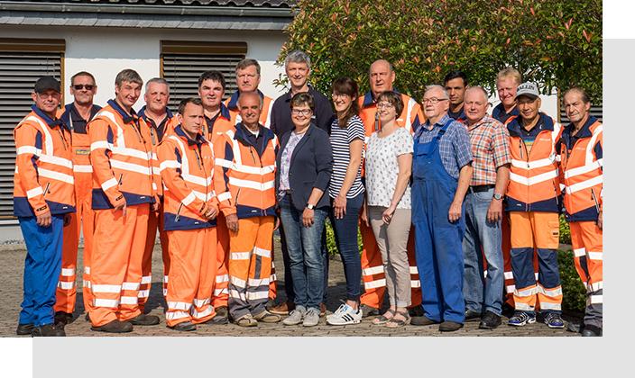 Landschaftspflege Huseke Team